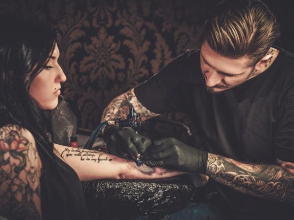 5 THINGS YOUR TATTOO ARTIST WISHES YOU KNEW